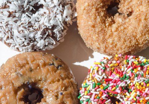 donut doughnut catholic church