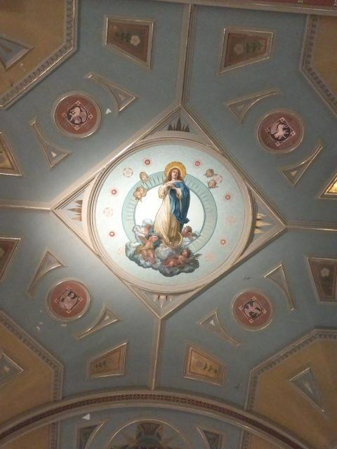 Old St Mary Detroit Catholic Church